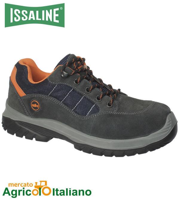 Sparta scarpa antinfortunistica alta Issaline bassa