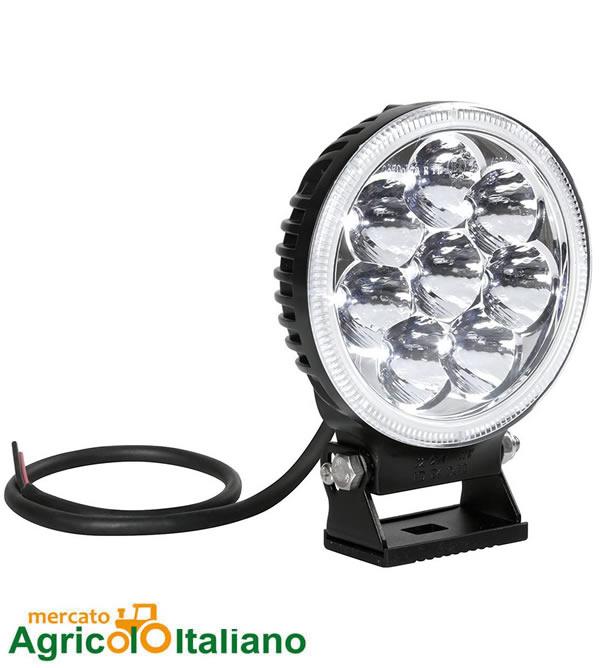 """Faro al led DL-4 10/30V 5"""" Lampa"""