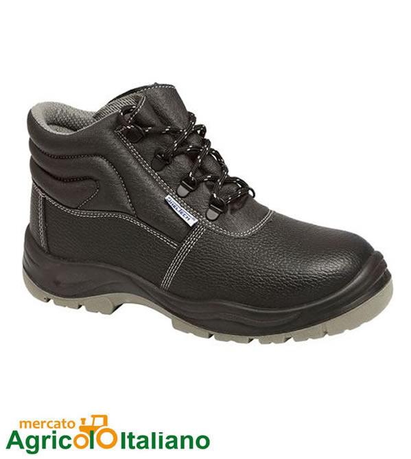 Braden - calzatura alta con puntale e lamina in acciaio