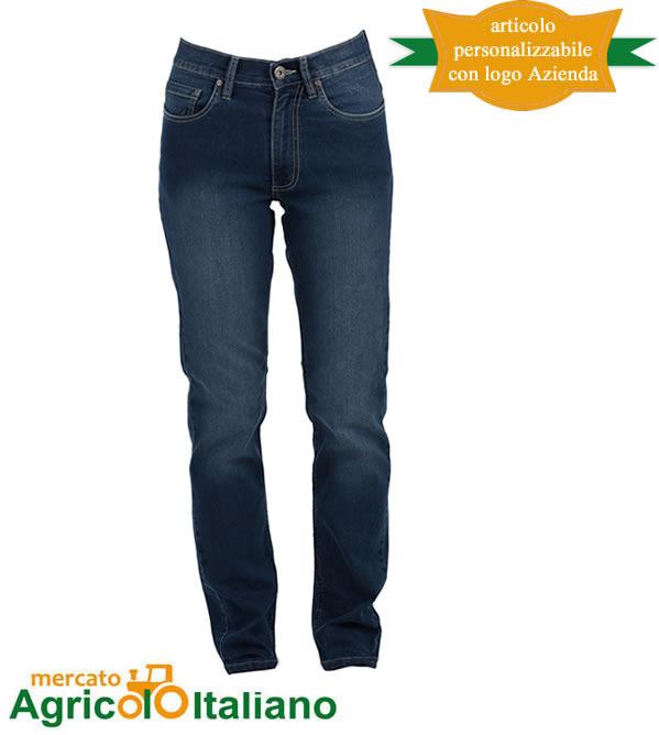 Pantalone Jeans El Paso Lady Indigo
