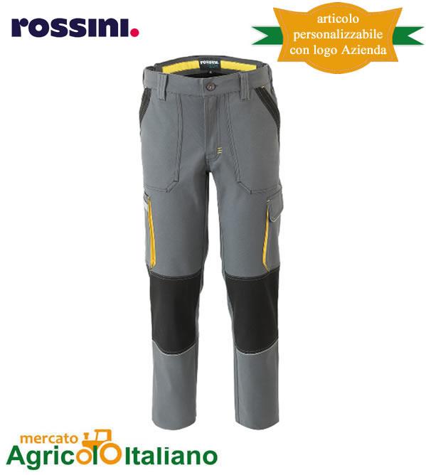 Pantalone da lavoro Mod. Ultraflex. Colore grigio