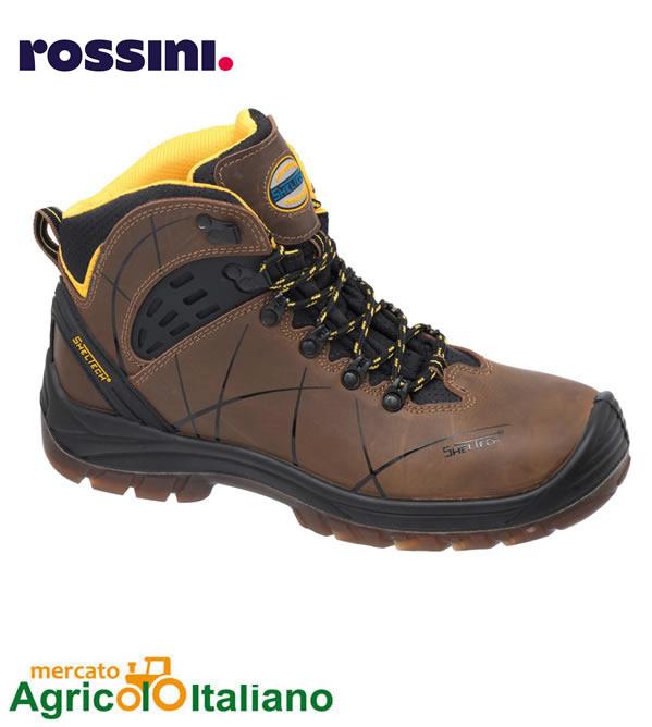 Oregon scarpa antinfortunistica alta Rossini