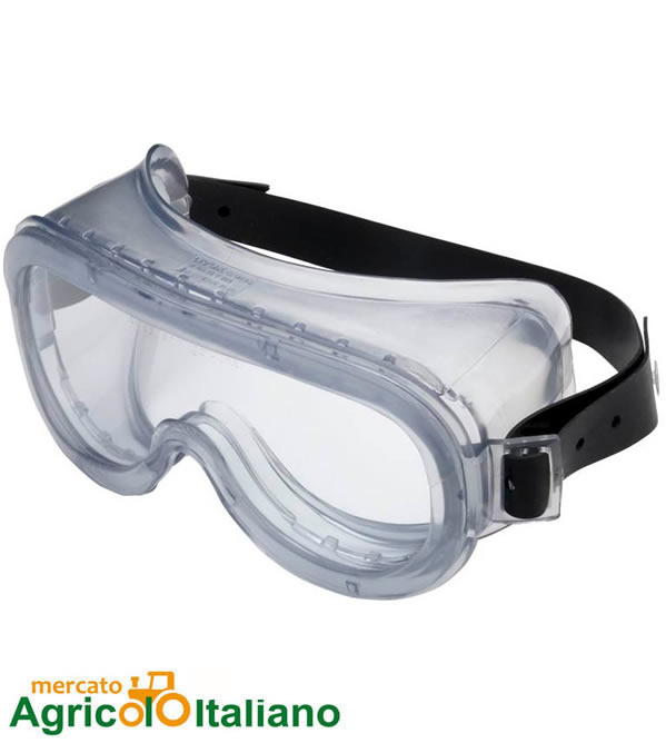 Occhiale a maschera acetato UVEX 9305/514